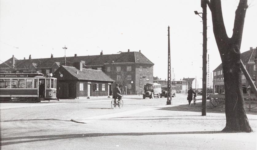AalholmPlads Ca 1930