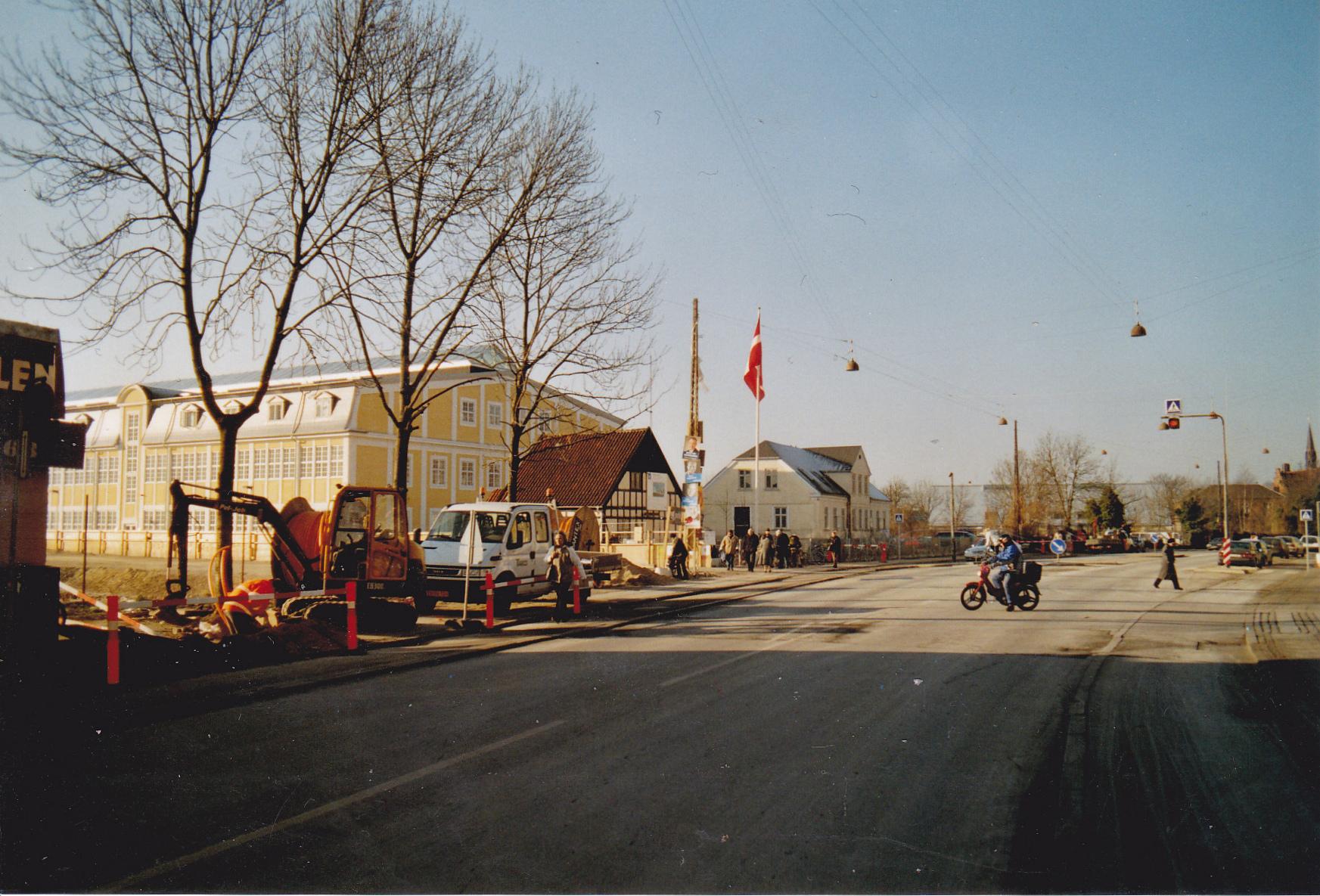 Indvielsen af Valby Skole i 2005. Foto: Hans Otto Lindgren