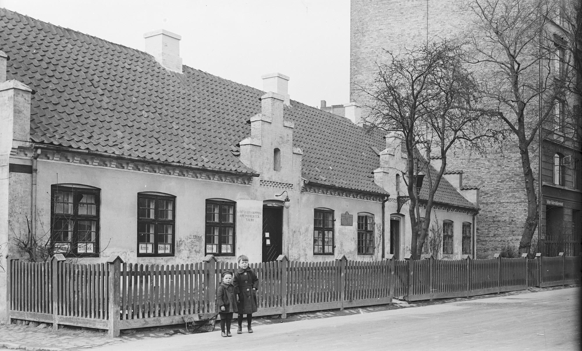 Rytterskolen Ca1925