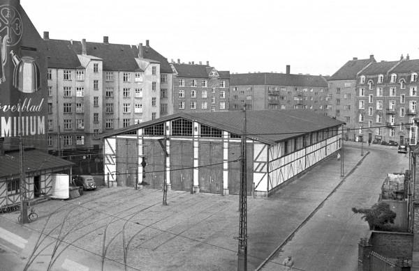 Remisen på Valby Langgade