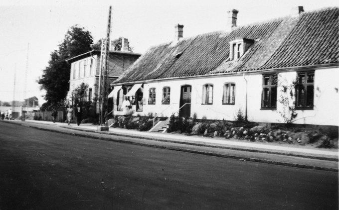 Købmandens hus